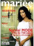 Robes de mariée MARIÉE MAGAZINE, sept-oct-nov. 2002