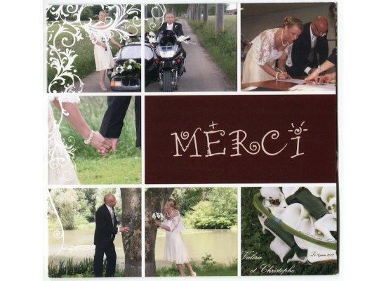 Robes de mariée Valérie et Christophe