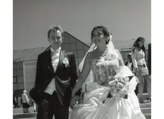 Robes de mariée Ophélie et François