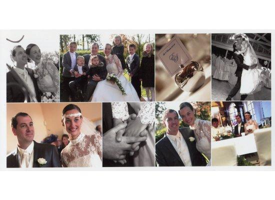Robes de mariée Emmanuelle et Simon