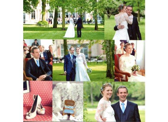 Robes de mariée Anne Charlotte et Antoine