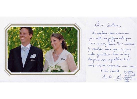 Robes de mariée Lucie et Nicolas
