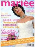 Robes de mariée MARIÉE MAGAZINE, sept-oct-nov. 2000