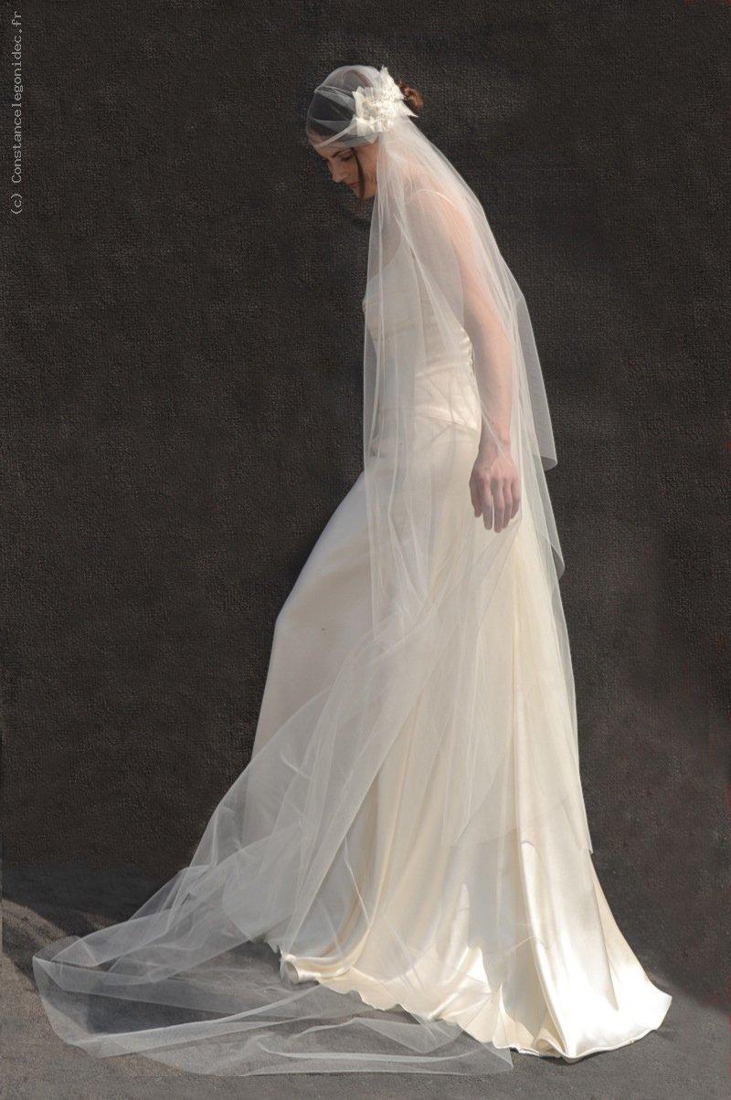 Robe style annee 30 - Robe de mariee annee 20 ...